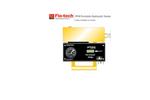 PFM Portable Hydraulic Testers User Manual