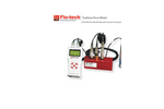 Flo-tech - Model MC4000 - Handheld Hydraulic System Analyzer User Manual