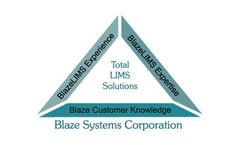 BlazeLIMS - Integrated Solution Suite Software