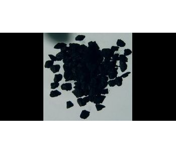 Activated Charcoal Particel