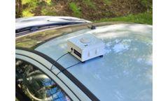 ECOMESURE - EcomTrek- Mobile Outdoor Air Quality Monitor