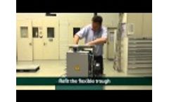 ProFlex® C -- Quick and easy dismounting for cleaning and product change - Video
