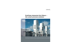 Cyclones ProPulse - Industrial Air and Dust Filters - Brochure