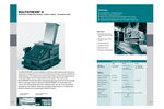 MULTISTREAM - G Series - Solid Flow Meter - Catalogues