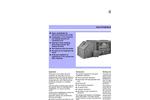 MULTIDOS - Model VDP Series - Apron Weighfeeder - Brochure