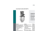 Coriolis Mass Flow Meter MULTICOR®-S - Data Sheet