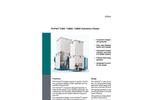ProFlex® C500 / C3000 / C6000 Volumetric Feeder - Data Sheet