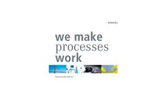 Schenck Process Group -  Brochure