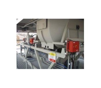 MultiFlex - Model MTF-A - Screw Weighfeeder