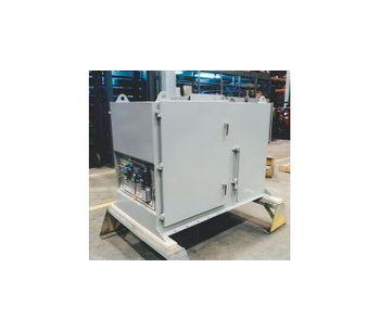 Schenck Stock - Batch Scales - Stoker Boiler Fuel Measurement
