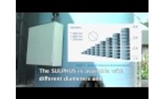 Pure Air - Sulphus for Waste Water Treatment Odours - Video