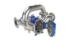 Marathon - Model VX136QDM2 - Rotary Lobe Pump