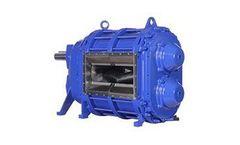 Model VX136QD - Rotary Lobe Pump