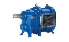 Model VX186Q  - Rotary Lobe Pump
