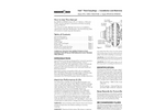 Installation & Maintenance, True Torque, Type HFD25, HFDD25, Sizes 370-870, 1420-1760 Brochure