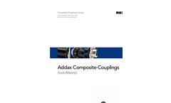 Addax Composite Couplings - Catalog