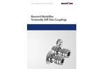 Rexnord - Modulflex Torsionally Stiff Disc Couplings - Brochure