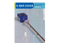 Kurz - Model K-BAR 2000B - Multipoint Insertion Flow Meters Brochure