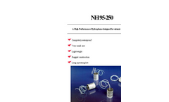Streamer Hydrophone Brochure