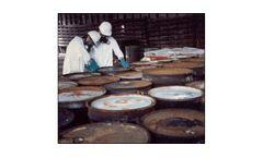 Hazardous Waste Material Service