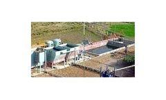 Textile Dyeing Industry Effluent Treatment Plant