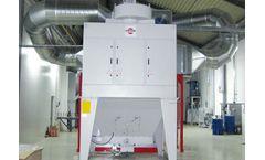 Keller Lufttechnik - Model PT - Dry Separator