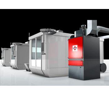 AERO - Oil Mist Separator for Cooling Lubricant Aerosols
