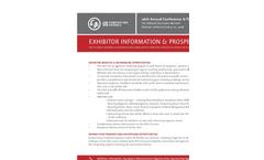 Exhibitor Information & Prospectus