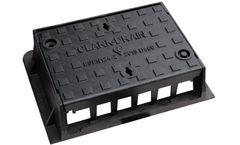 Clark-Drain - Model CD D010K - Ductile Iron Kerb Gullies