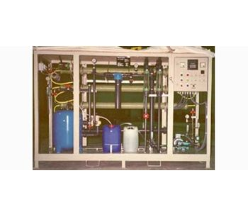 Brackish Water Reverse Osmosis Units
