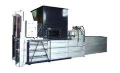 Ecoline - Model PBPe200-o - Horizontal Waste Balers
