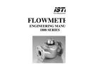 Flowmeter - 1800 Series - Condensate Meter Brochure