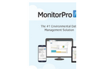 MonitorPro - The #1 Environment Data Management Solution