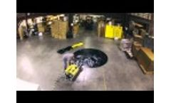 Yellow Jacket Folding Tank Working Video