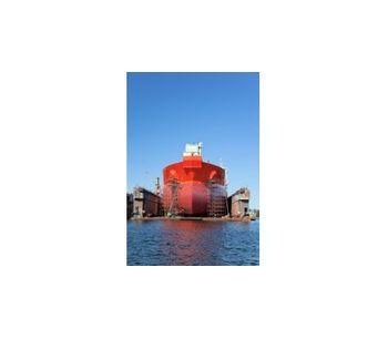 Environmental technology for shipbuilding industry - Shipbuilding & Water Transport