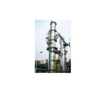 Environmental technology for chilling - crystallisation industry - Environmental