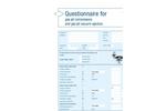 Gas Jet Vacuum Ejectors Brochure
