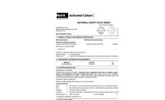 Darco H2S - MSDS Sheet