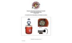 Wolverine RMS‐100 (RMS‐Mini) Recycling Molecular Scrubber - Datasheet