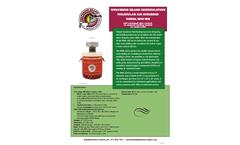 Wolverine RMS-100 Recirculating Molecular Air Scrubber - Brochure