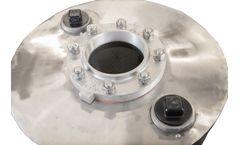 Model HRF-7 - Hi-Flow Radial Filter - Holds 7 Cubic Feet of Media