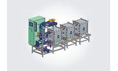 RALEX - Model HPWU - High Purity Water Treatment EDI Units