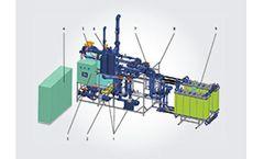 RALEX - Model EWTU M45 - High Purity Water Treatment EDI Units
