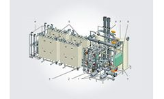 RALEX - Model EWTU M90 - High Purity Water Treatment EDI Units