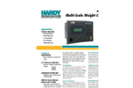 HI 3030 - Multi-Scale Weight Controller Brochure