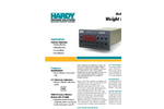HI 2110-WI - Weight Indicators With PLC Network Communications Brochure