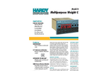 HI 2151/30WC - Weight Controller Brochure