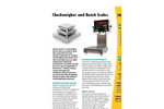 Enviro - Washdown Checkweigher And Bench Scales Brochure
