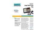 Model HI 2200LT Series - Loop Power Level Weight Transmitters Brochure