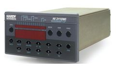 Model HI 2110-WI - Weight Indicators With PLC Network Communications